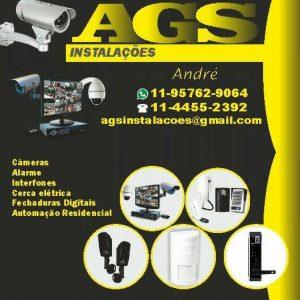 Instalação de Câmera de Segurança Santo André