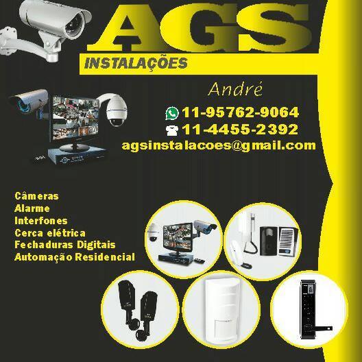 Instalação de Câmeras de Segurança em Santo André